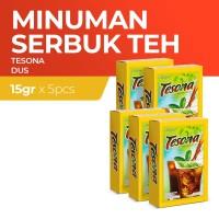 Tesona Iced Tea Dus 5's - Value Pack isi 5