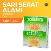 Scrubber Jeruk Dus 6's 7.1Gr - 2 Dus