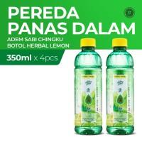 Adem Sari Ching Ku Botol 350 Ml x4