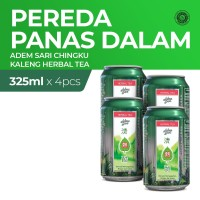 Adem Sari Ching Ku Herbal Tea 325 Ml x4