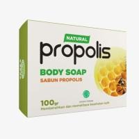 Sabun Propolis Transparan/Sabun Mandi/Sabun Muka HNI-HPAI Herbal