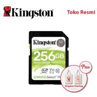 Kingston SD Card Canvas Select Plus Class 10 SDXC 256GB