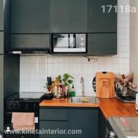 kitchen set industrial cat duco