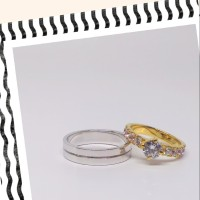 promo sepasang cincin palladium terbaru