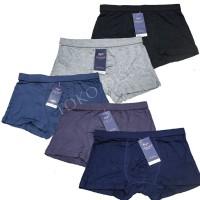 Celana dalam pria | Underwear | Pakaian pria Tally 9005 | L- XXL - Hitam, L