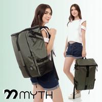 MYTH Ghaze Travel Backpack/ Tas Besar/ Koper/ Kabin/ Tas Ransel Baju