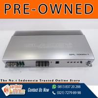 Gladen 1000.1 Power Amplifier Monoblok (Pre Owned)