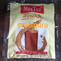Max Tea / Teh Tarik perpak 50 sachet