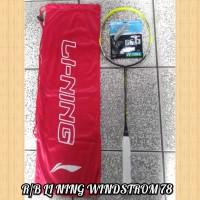 raket badminton LI NING WINDSTROM 78