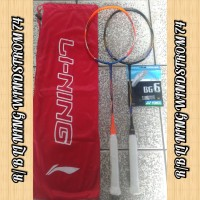 raket badminton LI NINING WINDSTROM 74