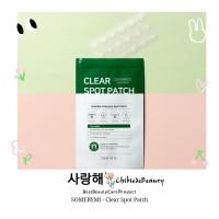 SOMEBYMI - Clear Spot Patch 18Patch original korea