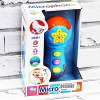 STORIQA Mainan Microphone Baby No.60083