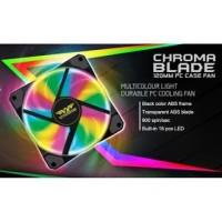Power Logic Chroma Blade 12CM Fan