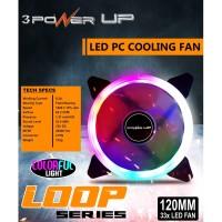 Power Up Loop Single ColorFull