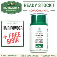 Hairnerds Professional Hair Styling Powder