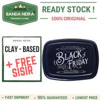 Black Friday Fixie Clay Pomade Original Lokal Murah