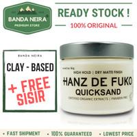 Hanz De Fuko Quicksand Original Impor Murah Pomade