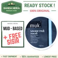 Savage Muk Styling Mud Original Impor Murah Pomade