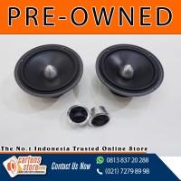 Speaker 2 way Flux MC Comp 261 (Pre Owned. Kondisi Sangat Baik )