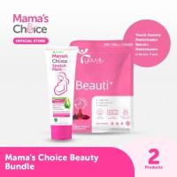 Mama's Choice Beauty Bundle - Stretch Mark Cream & Youvit Beauti+