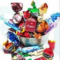 1KG Cokelat Arab/Coklat Arab Mix Oleh Oleh Haji dan Umroh 1KG