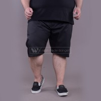Short Pants Big Size Jumbo XXL XXXL WGB Black