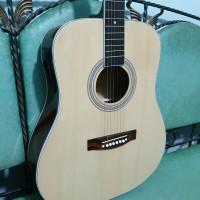 gitar akustik elektrik yamaha f310p bulat sunkay trusrod eq 7545 murah