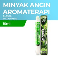 Plossa Eucalyptus 10ml - Minyak Angin Aromatherapy