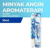 Plossa Bluemountain 10ml - Minyak Angin Aromatherapy