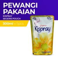 Kispray Refill Pouch Segeris 300Ml x5
