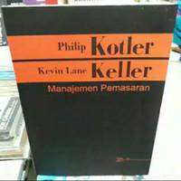 Manajemen pemasaran edisi 13 jilid 1 by kotler