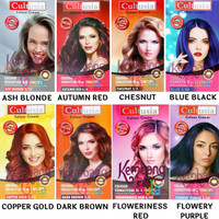 hair color cultusia 30ml warna - RED