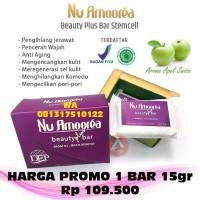 Nu Amoorea Beauty Plus Bar Stemcell 15gr PRODUK ORIGINAL PT DEP