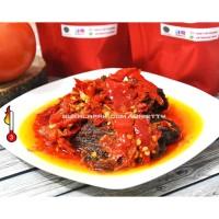 Dendeng Balado Batokok (Cabe Merah) ASLI PADANG - LEVEL 3