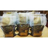 Kopi Lampung Robusta 250 gram Brazica Biji & Bubuk Aroma Mantap