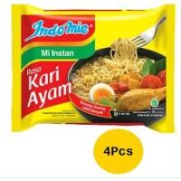 Indomie Kari Ayam 4 pcs