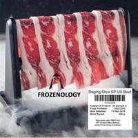 USA Beef Bifuyaki Yakiniku Shabu Sukiyaki Daging Slice Siap Kirim