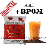 Chatramue Original BPOM THAI TEA 400 gr Number One Brand PRM