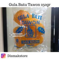 Gula Batu Kuning Tawon 250 gram