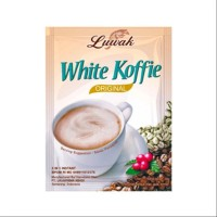 Luwak White Coffee 1 renceng isi 10