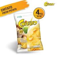 Chitato Fresh Potato 55 Gr - 4 Pcs