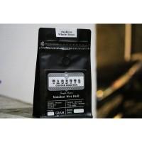 Malabar Wet Hull 250GR Tagetto Coffee Kopi Arabica