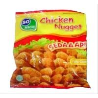 Promo Chicken Nugget Stick So Nice enak dan murah