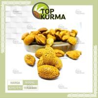 Kacang Almond Oven 1kg Oleh Oleh Haji dan Umroh