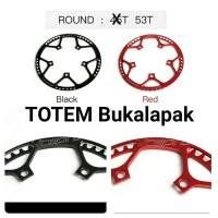 TERMURAH Chain Ring LITEPRO 53T BCD 130mm Folding Bike Chainwheel