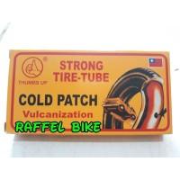 Termurah !! tambal ban + lem cold patch