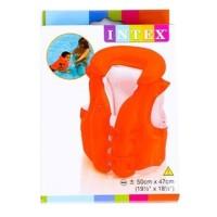 Deluxe Swim Vest Intex 58671 Rompi Renang Pelampung Anak