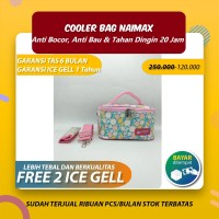 COOLERBAG NAIMAX - CANNES MINI BABY PINK