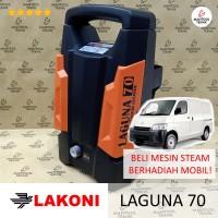 Lakoni Laguna 70 Mesin Steam Cuci Mobil Jet Cleaner