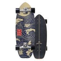 """CARVER CX RAW 28"""" SNAPPER SURFSKATE COMPLETE"""